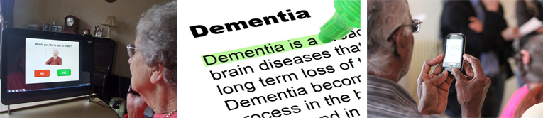 Misconceptions about designing technology for dementia – it's simple or it's impossible!