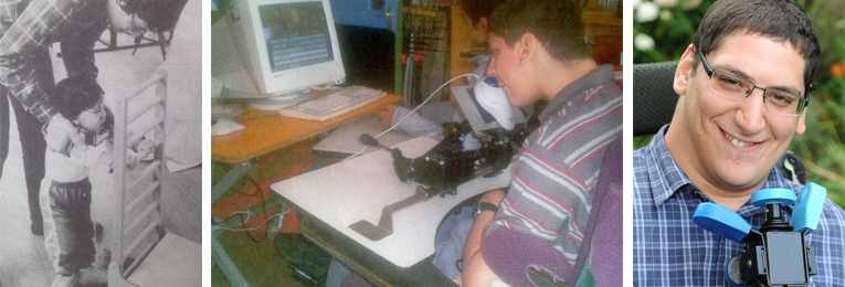Assistive technology and me: living an independent life with cerebral palsy